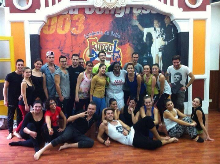 intervention salsa cuba ecole college lycee nord pas de calais picardie france iberica