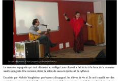 15 05 06 - IS flamenco GAMACHES - PARIS NORMANDIE