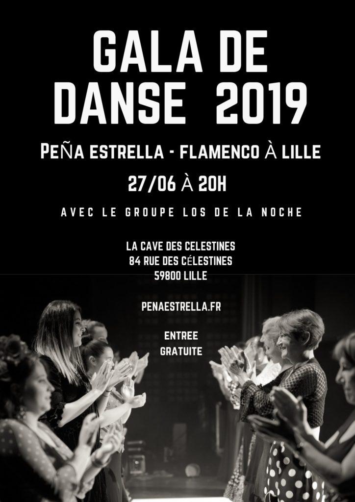 flamenco lille nord pas de calais picardie estrella la peli de linares danse ecole