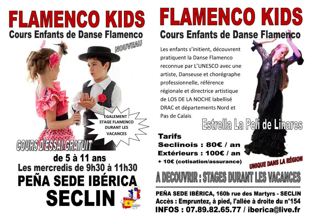 FLAMENCOKIDS flamenco enfants lille nord pas de calais picardie