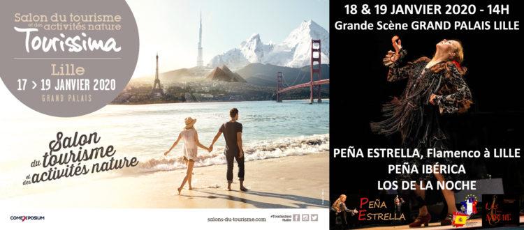 flamenco lille grand palais zénith los de la noche estrella la peli de linares