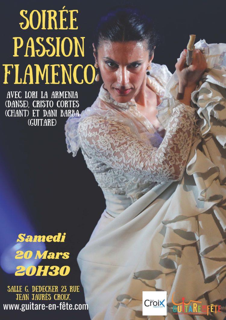 Ibérica flamenco Hauts de France 2021 Festival Guitare en Fête 1