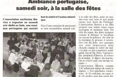 09 04 27 - Ambianceportugaisesamediàlasalledesfêtes...